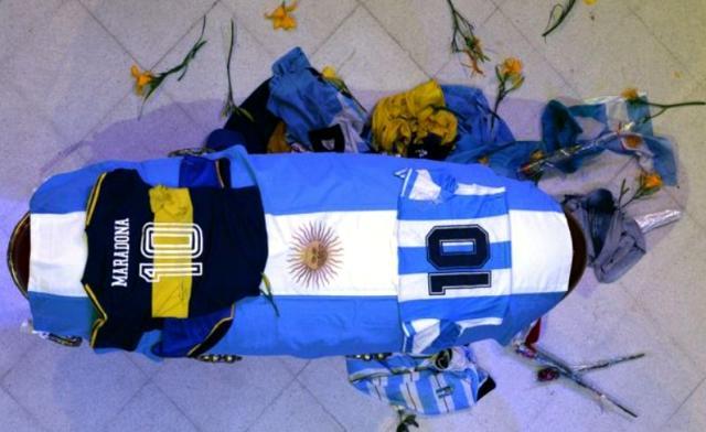 Maradona'nın oğlu olduğunu iddia eden Santiago Lara: Otopsi yapılmasını istiyorum