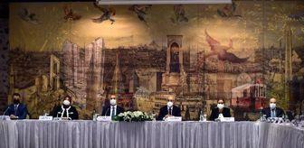 Türkiye Odalar Ve Borsalar Birliği: Reform Görüşmeleri'nin 2'nci toplantısı sona erdi