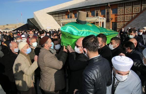 Sivas'ın Şahabettin dedesi son yolculuğuna uğurlandı