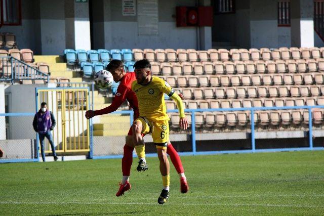 2. Lig: Kardemir Karabükspor: 0 Tarsus İdman Yurdu: 3