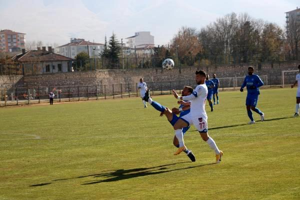 Ankara Demirspor: 0-2