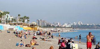 Antalya: Antalya'da kıskandıran yaz manzarası