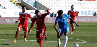 Gomes: Erzurumspor, evinde Antalyaspor ile 2-2 berabere kaldı