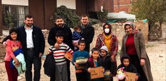 Mardin: Kahramanmaraş'tan Mardin'e yardım köprüsü
