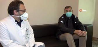 Bursa: Kan dolaşımı durdurulmadan kalp ameliyatı oldu