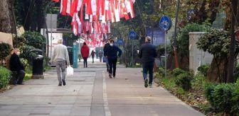 İzmit: Kısıtlama biter bitmez Kocaeli halkı kendini sokağa attı