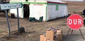 Harun Yılmaz: Sarıkamış'ta karantinaya alınan köylere gıda yardımı yapıldı