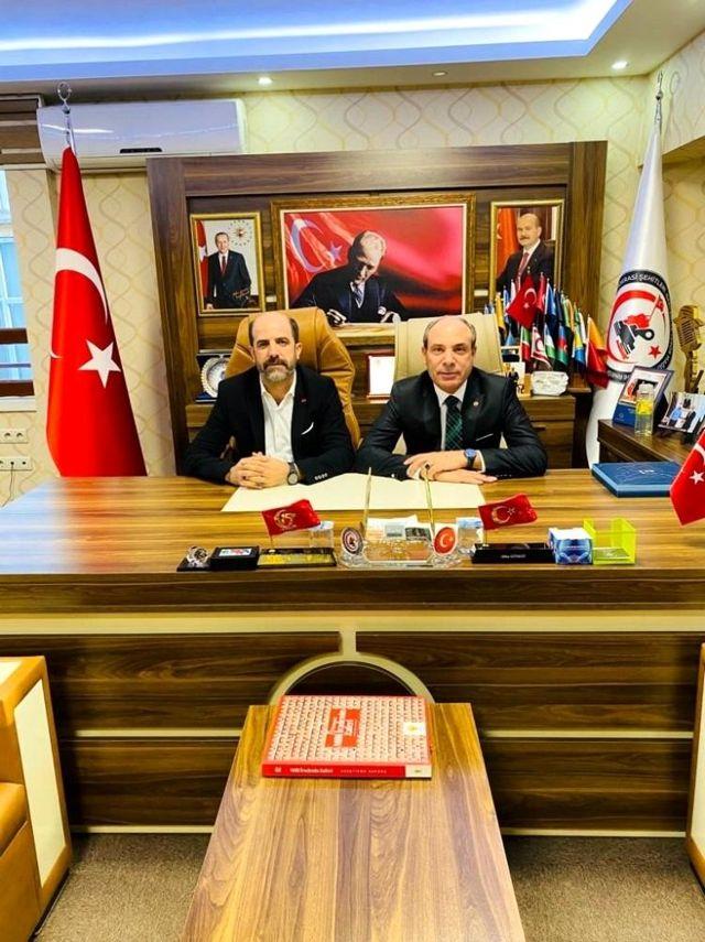 Şehit yakınları ve gazilerden CHP'li vekil Başarır'a tepki