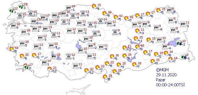 yurt genelinde sicakliklar dusuyor meteoroloji 13766215 6835 m