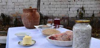 Amasya: Amasya'da bağışıklığı güçlendiren fırın keşkeğine yoğun ilgi