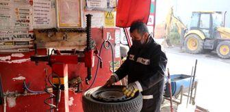 Malatya: - Can ve mal güvenliği için kış lastiği önerisi