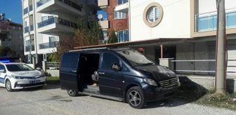Antalya: 'Dur' ihtarına uymadı, caddelerde terör estirdi