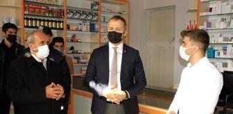 Cezail Aktaş: Hizan'da iş yeri açılışı