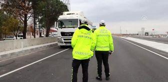 Kırklareli: KIRKLARELİ - Sürücülere 'kış lastiği' uyarısı