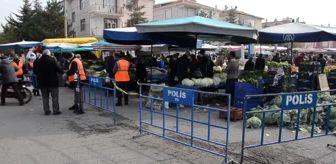 Aksaray: 'Kovid-19 denetimleri' sürüyor