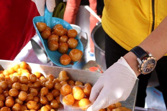 Lokma Tarifi   Lokma tatlısı nasıl yapılır? Çıtır çıtır lokma tarifi