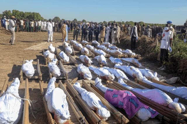 Nijerya'da 43 tarım işçisi, boğazları kesilerek öldürüldü