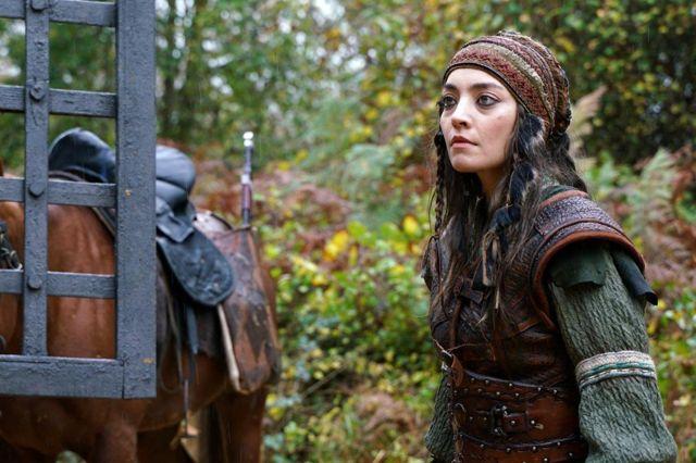 Peçenek kızını canlandıran Zeynep Tuğçe Bayat kimdir, nereli ve kaç yaşında?