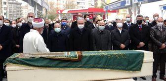 İsmet Koç: Son dakika haber... TBMM Başkanı Şentop ve Bakan Gül Konya'da cenazeye katıldı