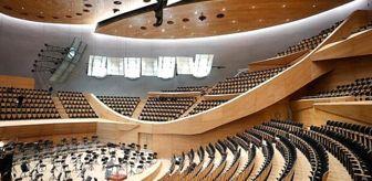 Ankara: 194 senelik Cumhurbaşkanlığı Senfoni Orkestrası'nın yeni binasına tarihi açılış