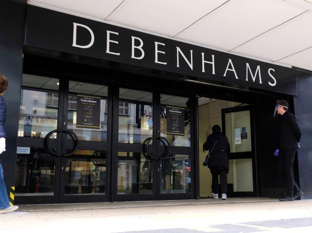 Alıcı çıkmayan İngiliz perakende şirketi Debenhams tasfiye edilecek