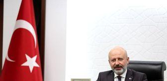 Kayseri: Son dakika haberi! Başkan Çolakbayrakdar'dan 'Sigarayı Bırakın' çağrısı