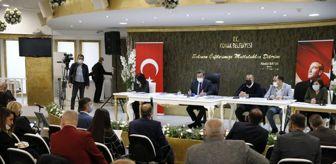 İzmir: Batur'dan yılın son meclisinde kentsel dönüşüm ve birliktelik mesajı