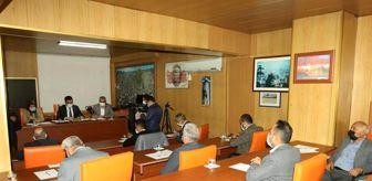 Burdur: Bucak Belediyesi 2021 Yılı Bütçesi 103 Milyon 300 Bin TL olarak belirlendi