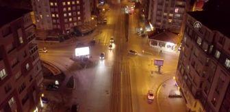 Eskişehir: ESKİŞEHİR - Sokağa çıkma kısıtlaması