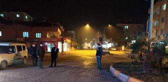 Hatay: Hatay'da sokaklar boş kaldı