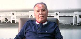 Antalya: Son dakika haberleri   Kovid-19 tedavisi gören Muhittin Böcek: 'En yakın zamanda birlikte olacağız'