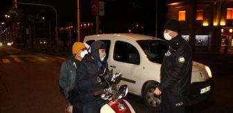 Şanlıurfa: Şanlıurfa'da sokağa çıkma kısıtlaması başladı