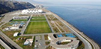 Trabzon: Trabzonspor modern altyapı tesisine kavuşuyor