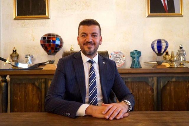 Ürgüp Belediye Başkanı Aktürk, 3 Aralık Dünya Engelliler Günü mesajı yayımladı