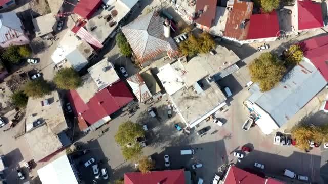 Vaka sayısının sıfırlandığı Diyarbakır'ın Çüngüş ilçesinde vatandaşlar anonslarla uyarılıyor