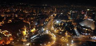 Kayseri: Son dakika haberleri: - Yeni kısıtlamanın ilk gününde Kayseri'de sokaklar boş kaldı