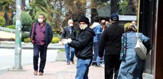 Zonguldak: Son dakika... Zonguldak'ta koronavirüs vaka artışı HES'e yansıdı