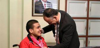Kırıkkale: Başkan Saygılı, 'Her zaman engelli kardeşlerimizin yanındayız'