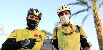 Antalya: Çalınan 3 bin liralık bisikletini, 20 liraya satıldığı hurdacıda buldu