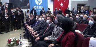 Kars: Son dakika haberleri... DEVA Partisi Genel Başkanı Babacan, partisinin Kars İl Kongresi'nde konuştu