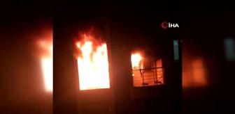 İstanbul: Esenyurt'ta korkutan yangın: 1 yaralı
