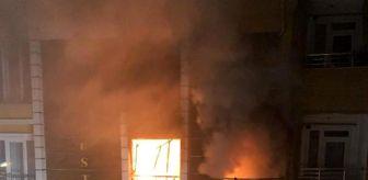 İstanbul: Esenyurt'ta yangın sırasında dairede patlama; 1 ağır yaralı