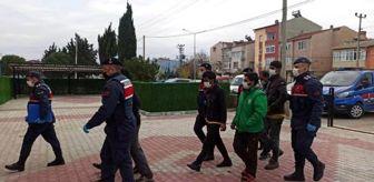 Marmara Ereğlisi: Kablo hırsızı 6 şüpheli yakalandı
