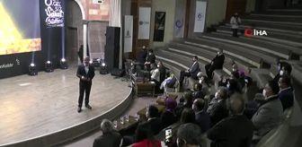 Nevşehir: Son Dakika | KKTC Cumhurbaşkanı Ersin Tatar, 'Pandemi sonrası Nevşehir'e geleceğim'- Nevşehir'de 6.Enegelsiz Sanat Ödülleri töreni düzenlendi