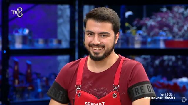 MasterChef Türkiye şeflerinden evlenecek olan Serhat Doğramacı'ya altın sürprizi