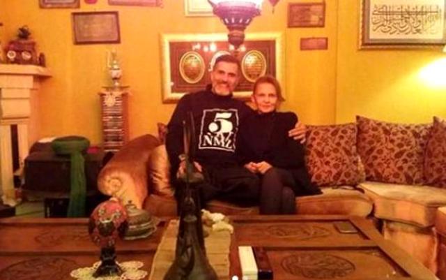 Oyuncu Yaşar Alptekin'in eşi Nilgün Altınyay hayatını kaybetti