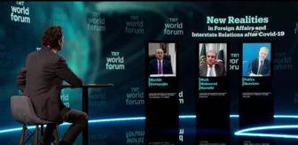 Finlandiya: Son dakika haber: TRT World Forum 2020'de Kovid-19 sonrası dış ilişkilerde yeni dönem ele alındı