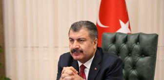 İzmir: Bakan Koca, 7 ilin sağlık müdürleriyle görüştü