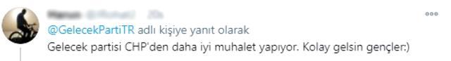 Davutoğlu'nun hükümeti eleştirdiği videoya dikkat çeken yorum: CHP'den iyi muhalefet yapıyor