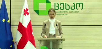 Gürcü: Gürcistan'da 31 Ekim genel seçimlerinin kesin sonuçları açıklandı